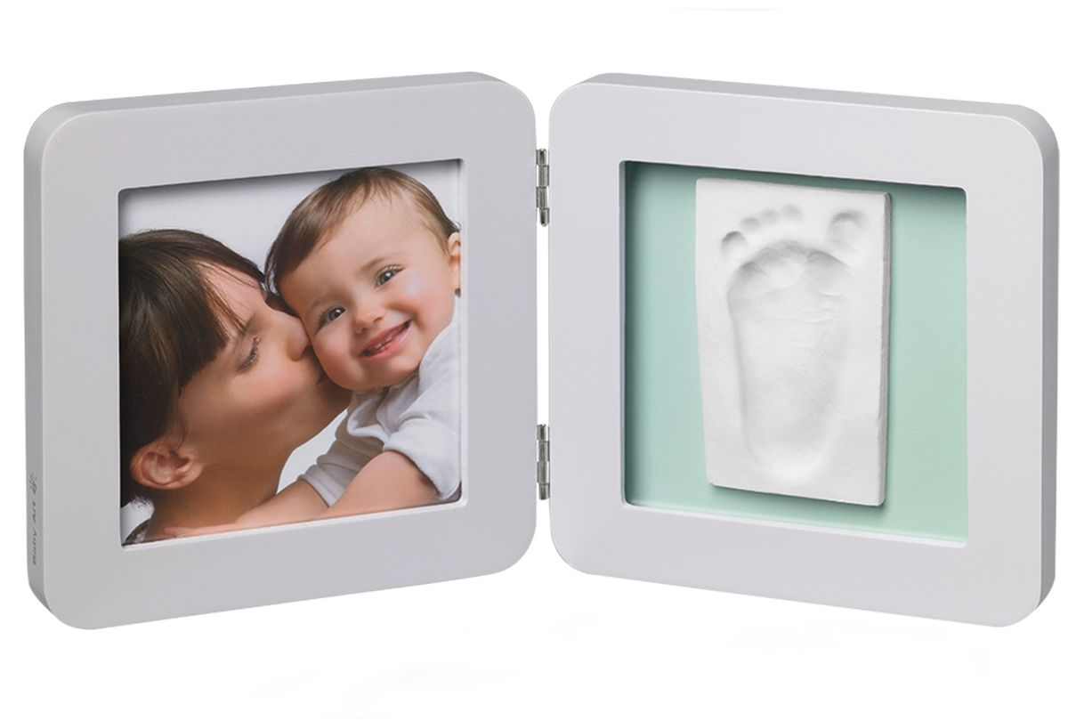 Baby Art Рамка для оттисков Модерн двойная с 3 подложками