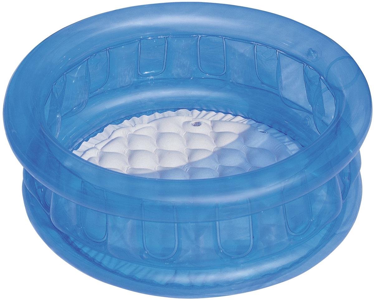 Bestway Бассейн надувной детский, 26 л. Голубой. цена