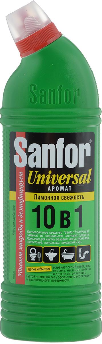 купить Средство для чистки и дезинфекции Sanfor