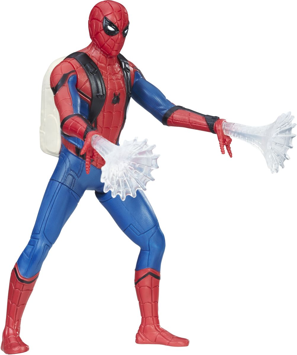 Spider-Man Фигурка Человек-паук играем вместе лук великий человек паук со стрелами