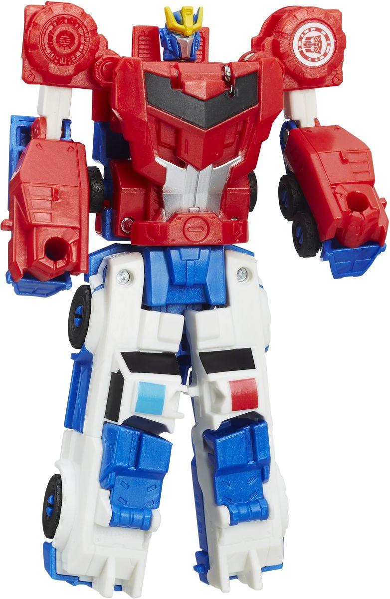 Transformers Трансформер Combiner Force Strongarm & Optumus Prime transformers трансформер combiner force windblade