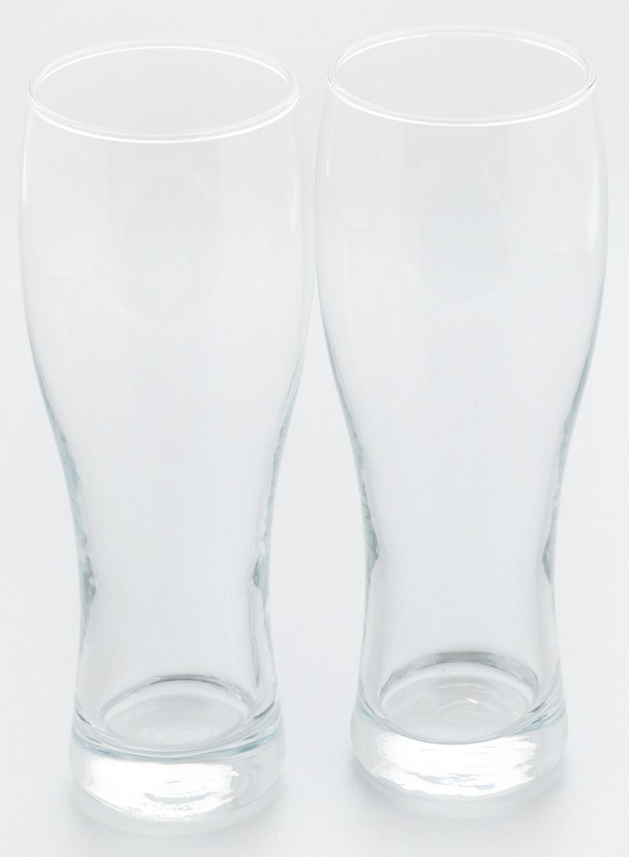Набор стаканов для пива Pasabahce Pub, 500 мл, 2 шт набор стаканов для пива pasabahce pub 320 мл 3 шт