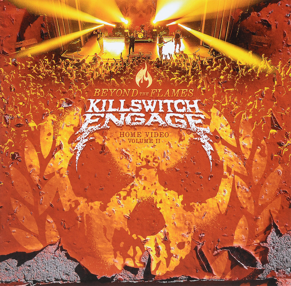 Killswitch Engage Killswitch Engage. Beyond The Flames (CD + Blu-ray) worcester the registers of churchill in oswaldslow in the deanery of worcester east