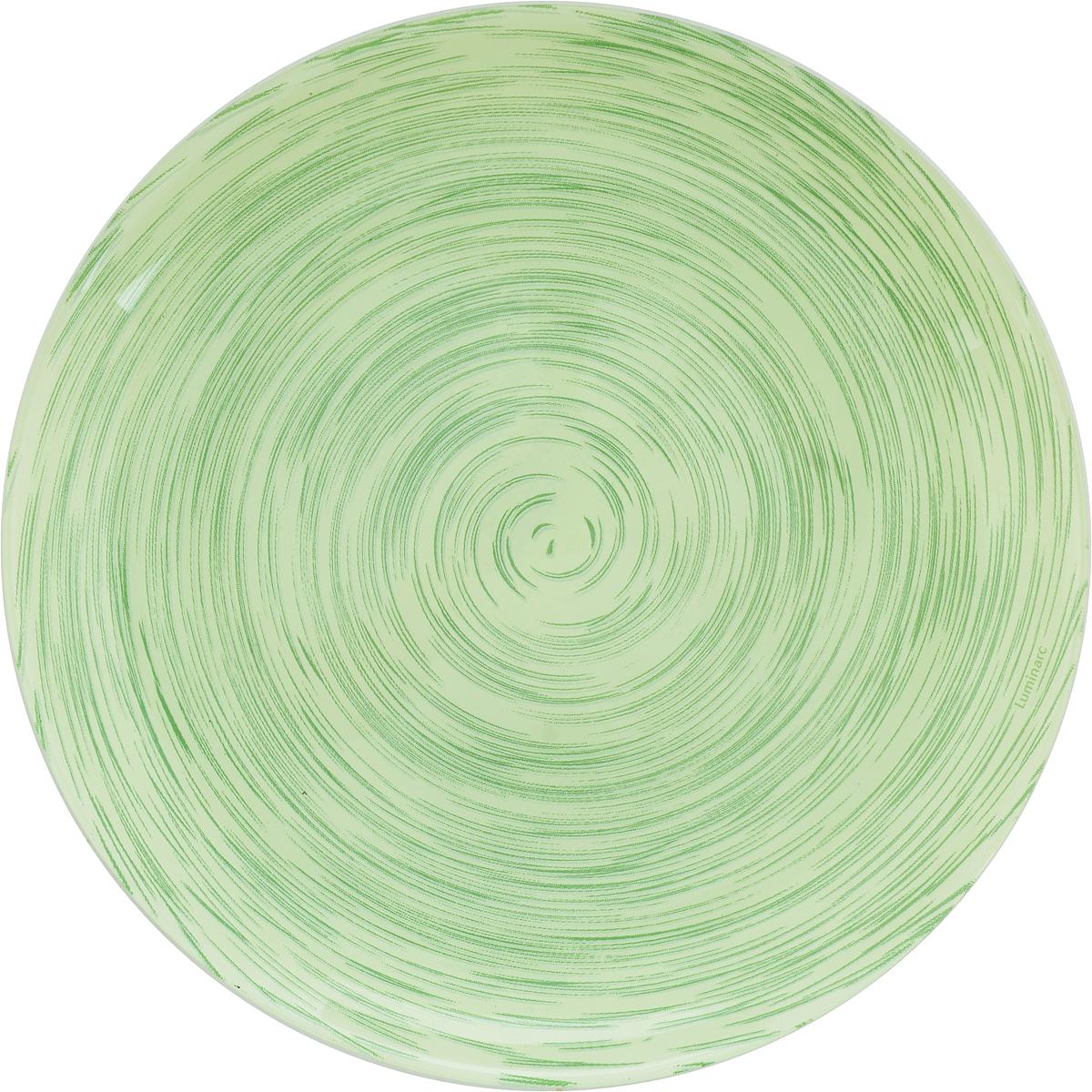 "Тарелка десертная Luminarc ""Stonemania Pistache"", диаметр 20 см"