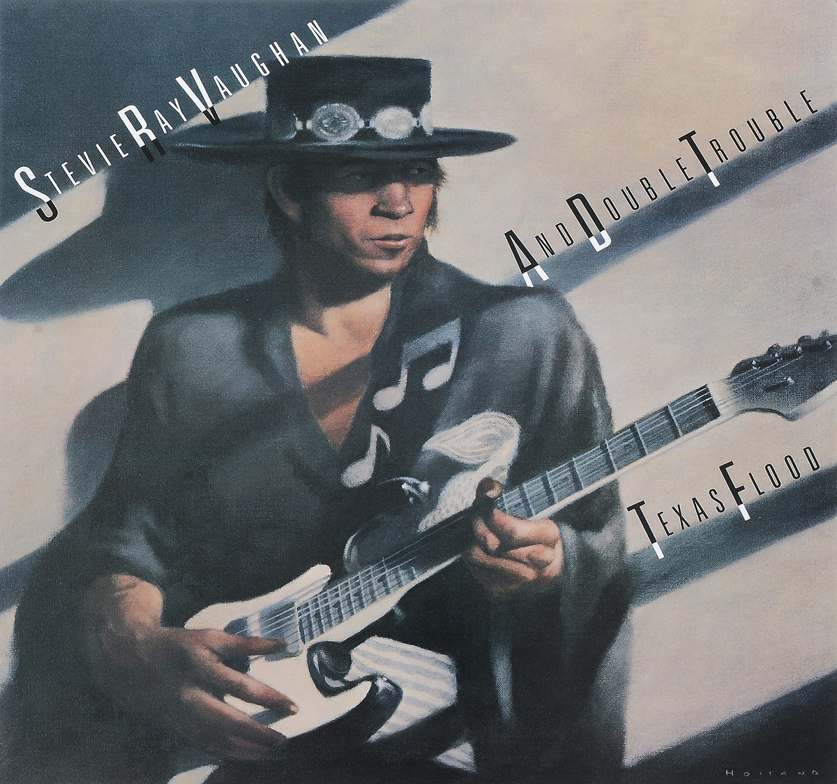 Stevie Ray Vaughan & Double Trouble Stevie Ray Vaughan And Double Trouble. Texas Flood (LP) стиви рэй воэн the double trouble stevie ray vaughan and double trouble texas flood page 4 page 4