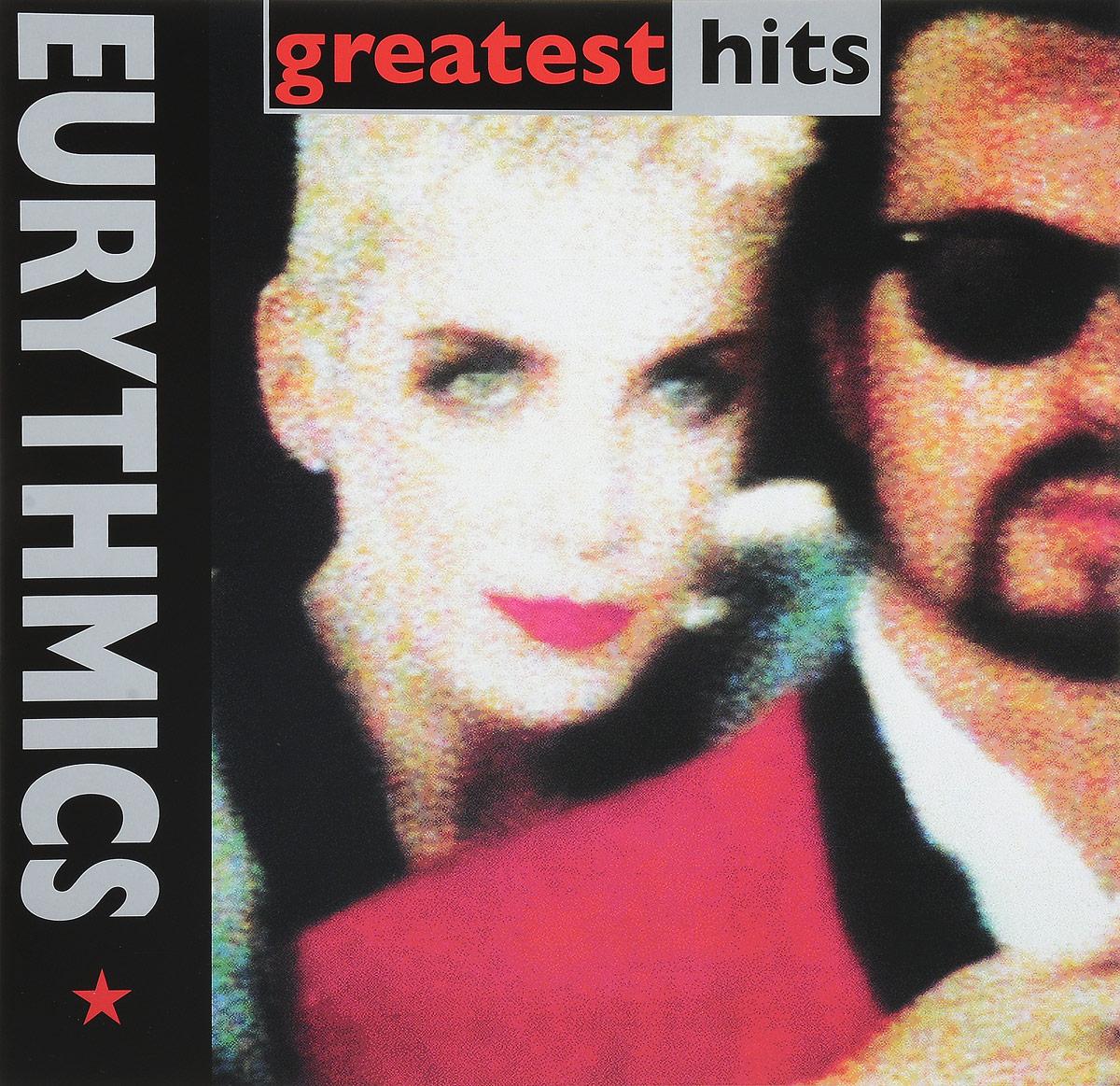 Фото - Eurythmics Eurythmics. Greatest Hits (2 LP) eurythmics eurythmics greatest hits 2 lp