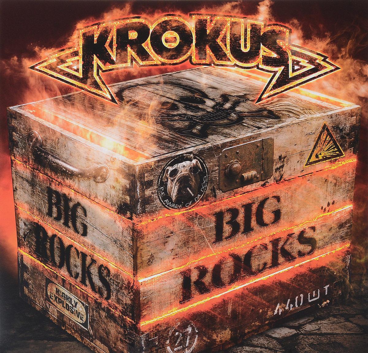 Krokus Krokus. Big Rocks (2 LP) кендрик ламар kendrick lamar damn 2 lp