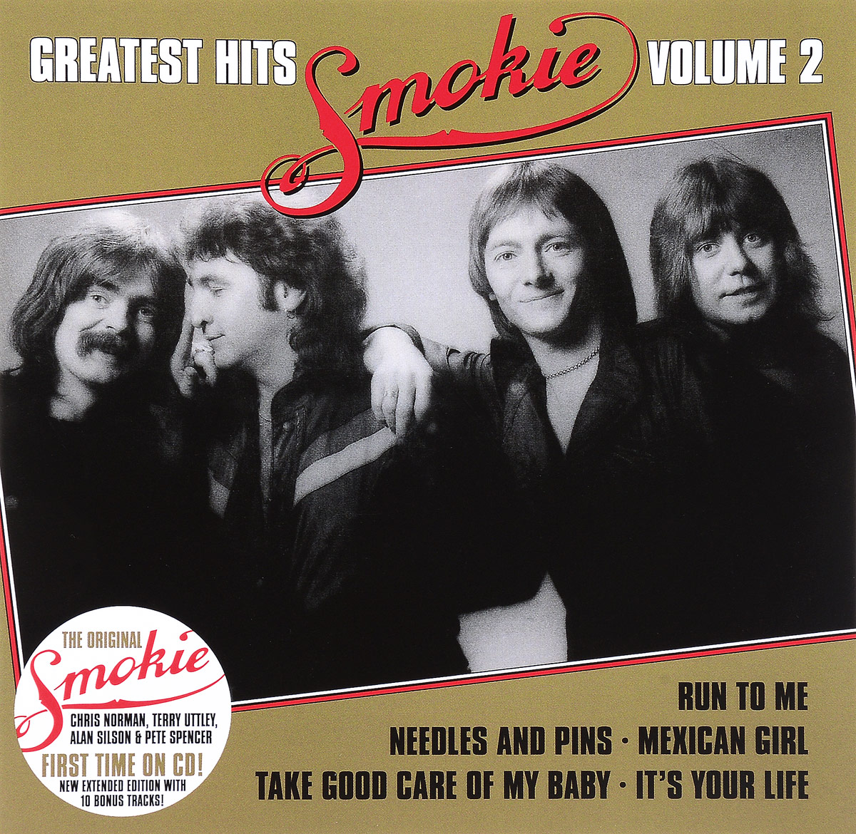 Smokie. Greatest Hits. Volume 2. Extended Edition