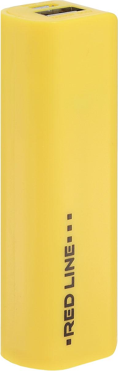 Red Line R-3000, Yellow внешний аккумулятор аккумулятор red line t8 8000mah blue