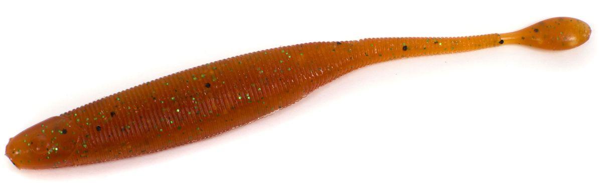 """Приманка Yoshi Onyx """"SliSlug. 01"""", съедобная, силиконовая, 130 мм, 6 шт"""