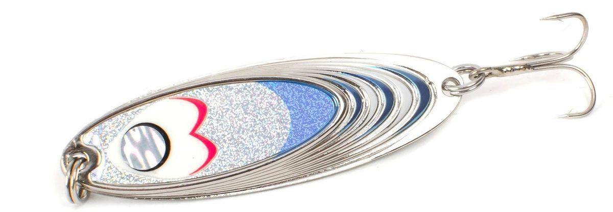 Блесна Yoshi Onyx Yalu Must, цвет: белый, розовый, 28 г