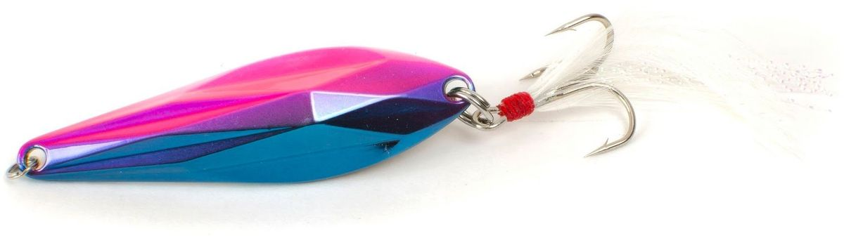 "Блесна Yoshi Onyx ""Yalu Gem"", цвет: синий, розовый, 21 г"