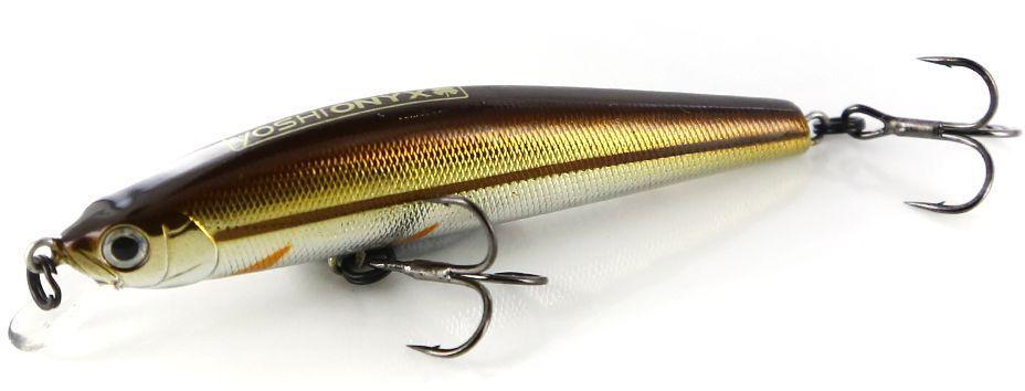 Воблер Yoshi Onyx Minnoshi 65, цвет: светло-желтый, 3,8 г
