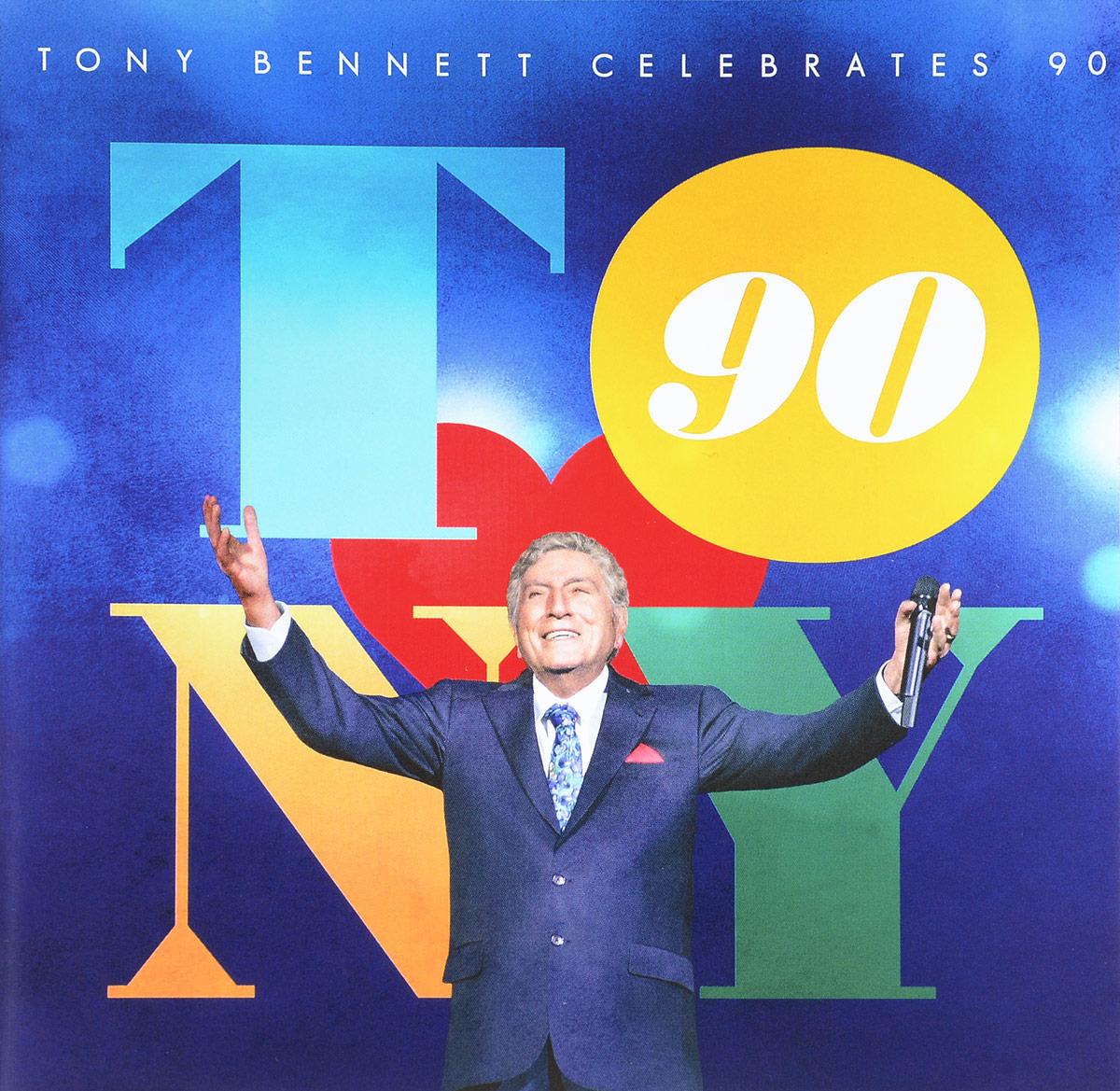 Тони Беннетт,Lady Gaga,Майкл Бубле,Андреа Бочелли,Кевин Спейси,Дайана Кролл Tony Bennett Celebrates 90 tony bennett the platinum anthology