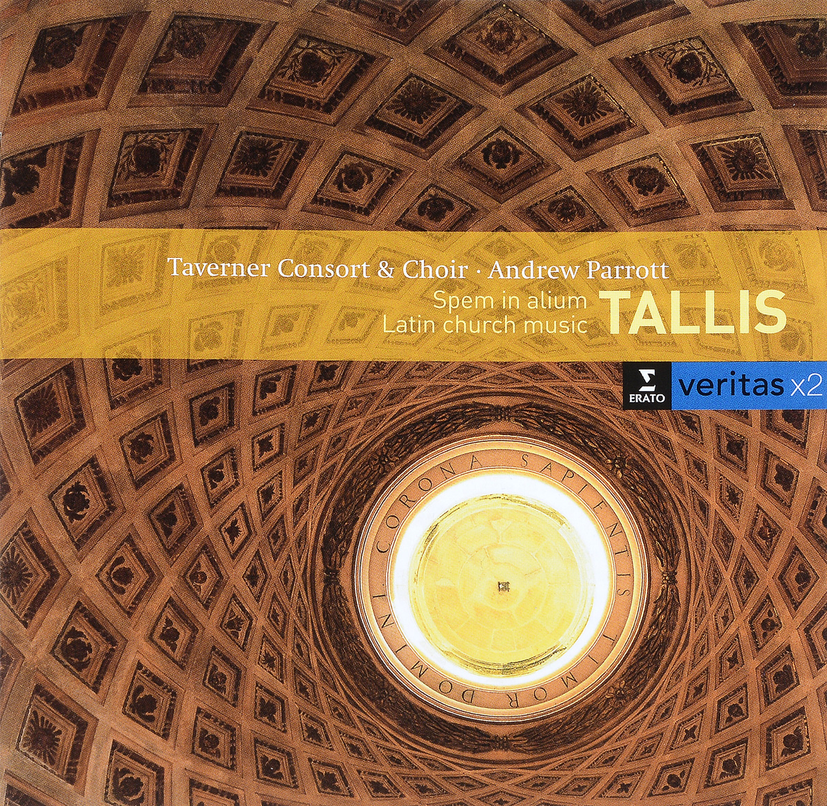 Taverner Consort, Choir And Players Taverner Consort & Choir. Andrew Parrott. Tallis. Latin Church Music (2 CD) william andrew leonard music in the western church