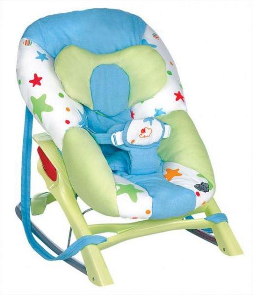 Bebe Confort Кресло-качалка Cocon Evolution цвет голубой зеленый28167600Креслице-качалка Cocon Evolution от Bebe Confort - это удобный и красивый шезлонг. Можно использовать для детей от рождения до 9 кг. Спинку легко и удобно регулируется . В комплекте мягкий съемный подголовник. Креслице- качалка очень компактно. Для удобства переноски предусмотрены текстильные ручки. Возможны два режима использования: фиксация и качание. Прочный и лёгкий металлический широкий каркас; Мягкий хлопковый чехол, легко снимается для стирки; Плавная регулировка спинки; Можно использовать с рождения до 9 кг; 2 режима: фиксация и качание; Ультра-компактное складывание; Текстильные ручки для переноски кресла; Мягкий съемный подголовник регулируется по росту ребёнка; Регулируемый по длине ремень безопасности с мягкими накладками. Размеры в разложенном виде (ДхШхВ): 58,6 х 43 х 46-61 см.