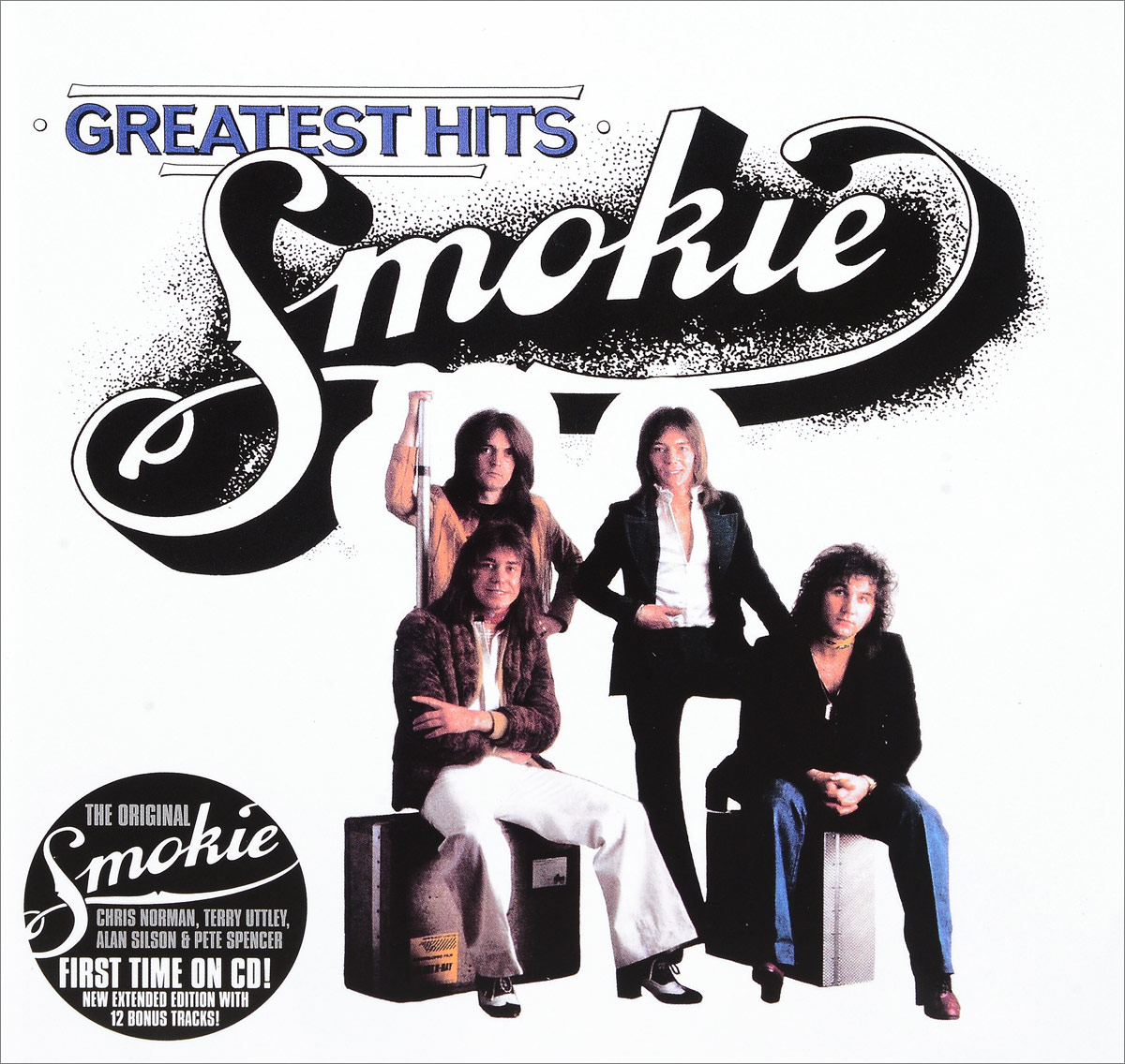 Smokie Smokie. Greatest Hits. Volume 1. Extended Edition smokie