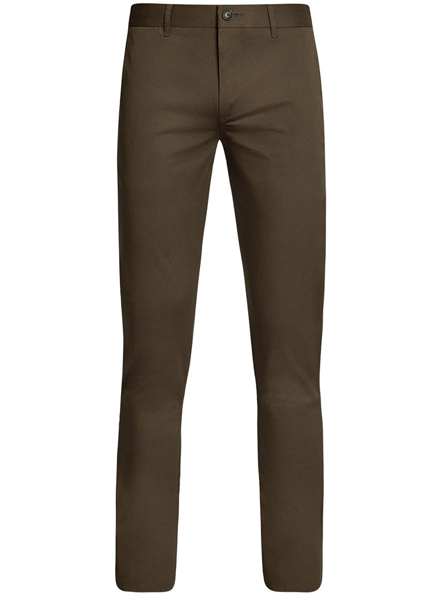 Брюки oodji брюки мужские oodji basic цвет черный 2b200015m 21822n 2900n размер 44 182 52 182