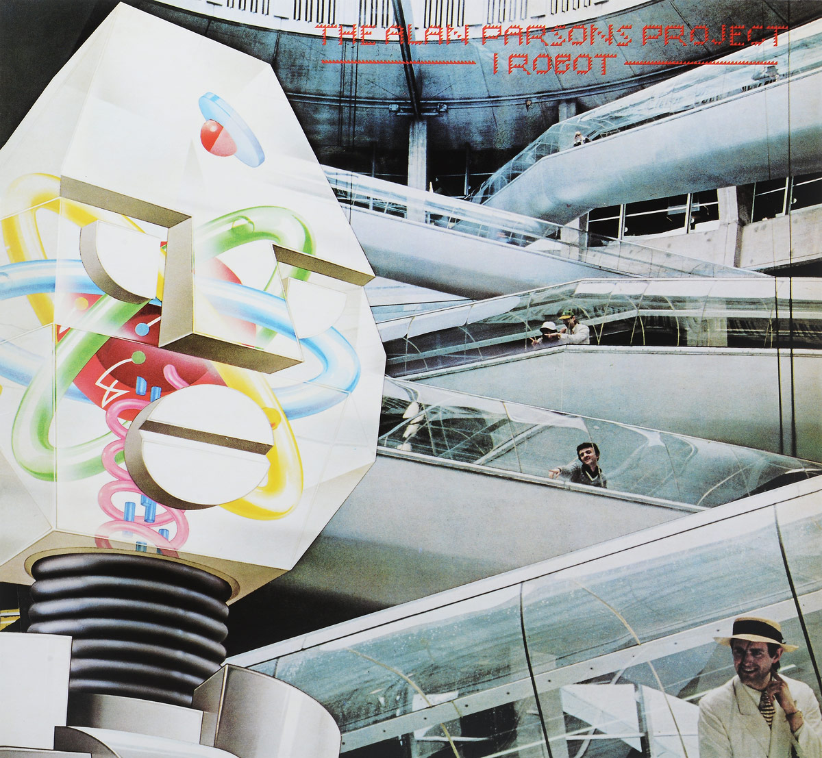 The Alan Parsons Project The Alan Parsons Project. I Robot (LP) the alan parsons project the alan parsons project gaudi