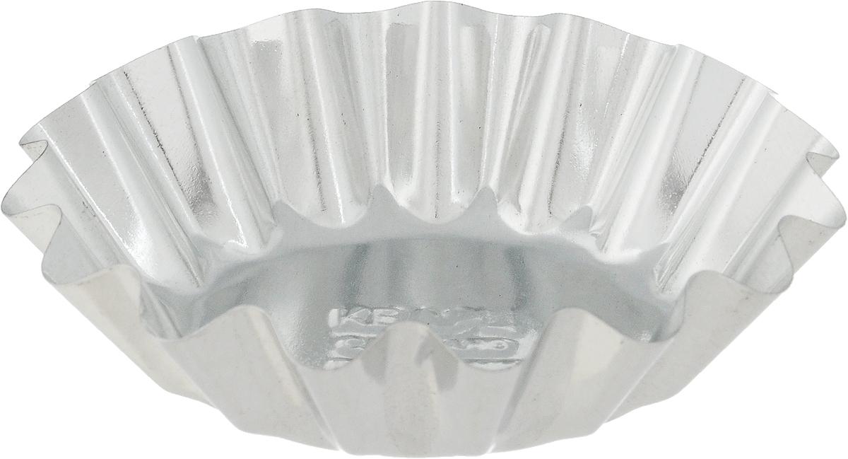 Форма для выпечки Кварц, диаметр 8,3 см форма для выпечки кварц диаметр 11 1 см