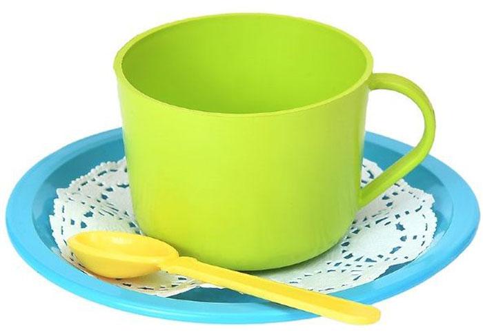 Фото - РосИгрушка Игрушечный набор посуды Мята росигрушка игрушечный чайный набор большая компания