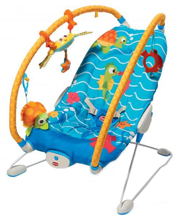 Tiny Love Качалка-баунсер Подводный мир кресла качалки шезлонги tiny love люлька баунсер люкс