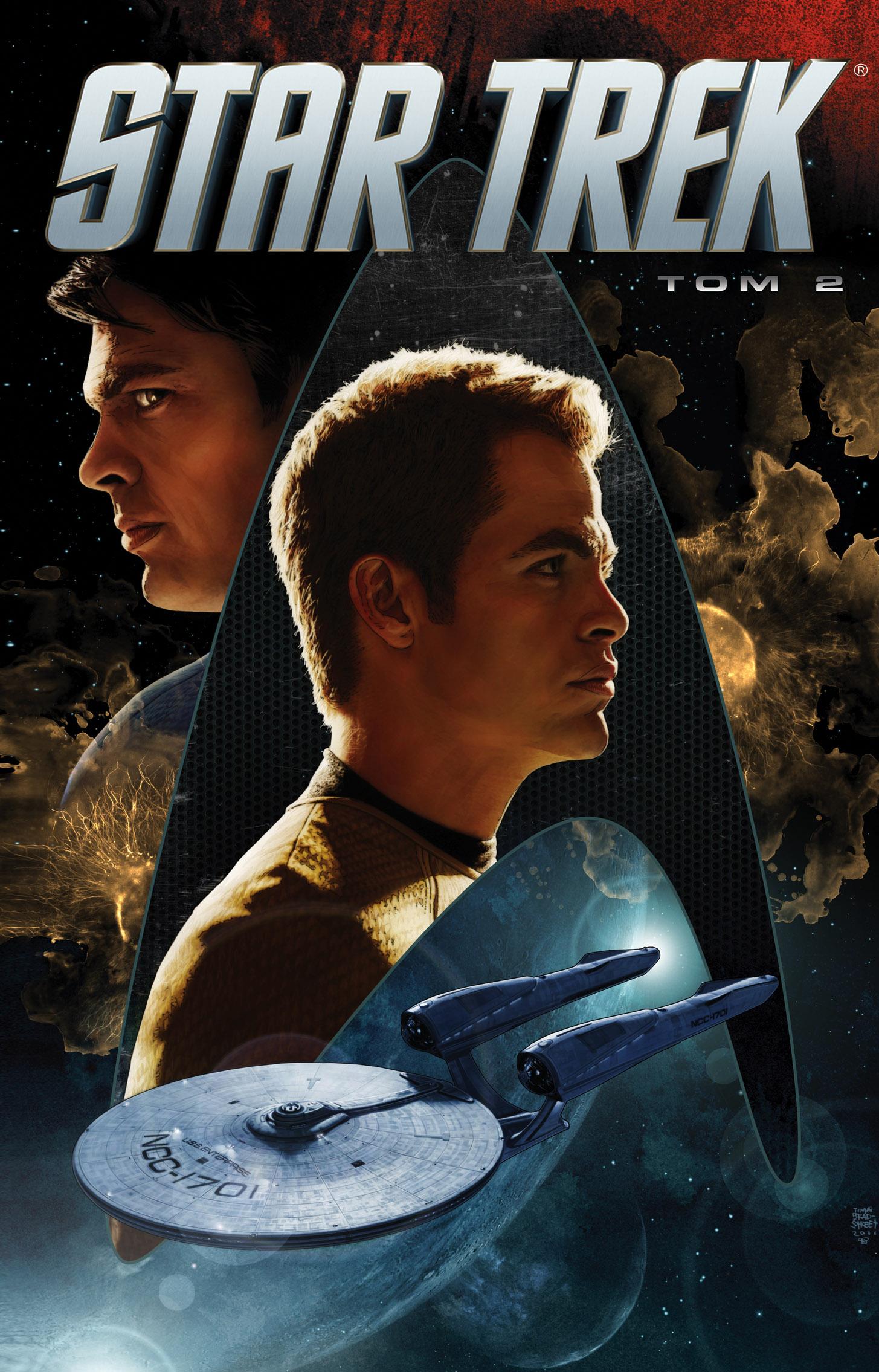 Майк Джонсон Star Trek. Том 2