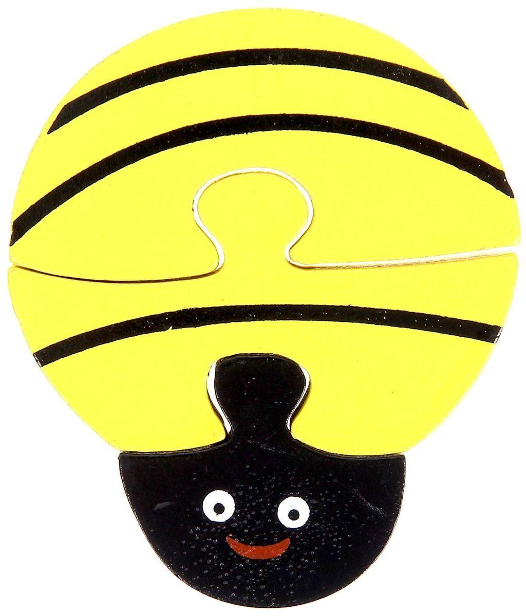 Лесная мастерская Пазл для малышей Пчелка 1160415 лесная мастерская пазл для малышей олень