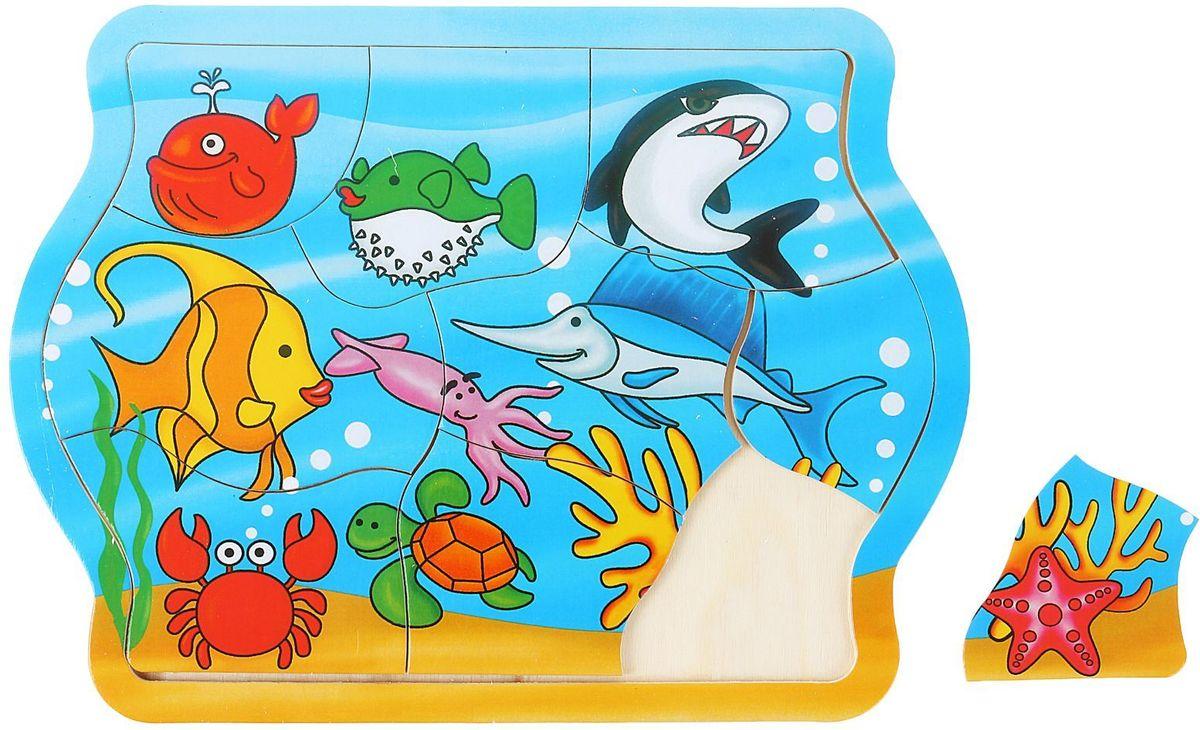 Лесная мастерская Пазл для малышей Море лесная мастерская пазл для малышей олень