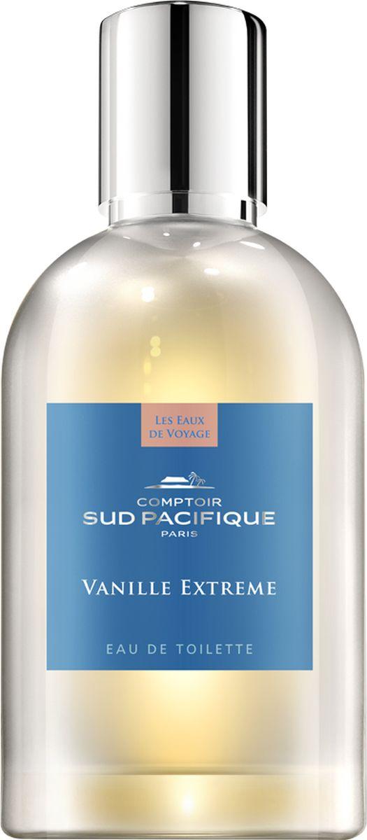 Comptoir Sud Pacifique Туалетная вода Ванильное облако 100 мл comptoir sud pacifique туалетная вода роман с какао 30 мл