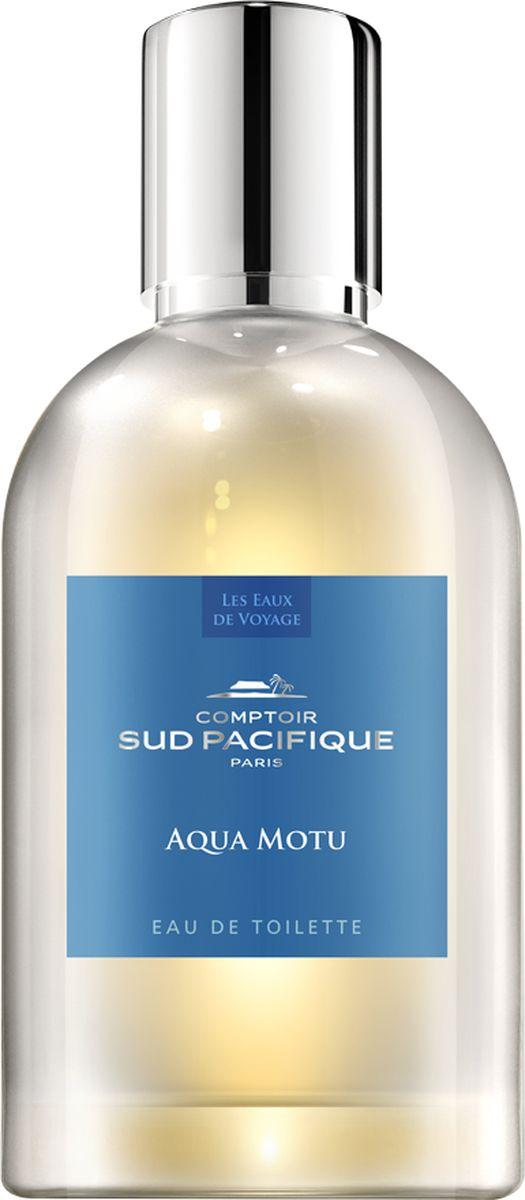 Comptoir Sud Pacifique Туалетная вода Воды о. Моту 30 мл comptoir sud pacifique туалетная вода роман с какао 30 мл