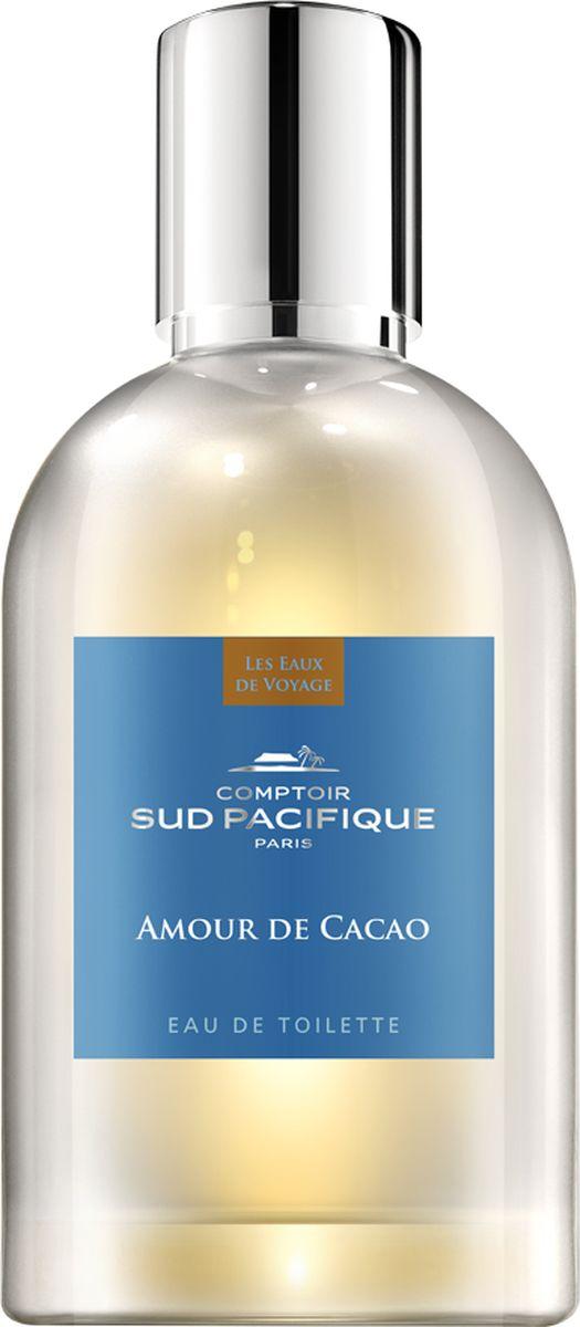 Comptoir Sud Pacifique Туалетная вода Роман с какао 100 мл comptoir sud pacifique туалетная вода роман с какао 30 мл