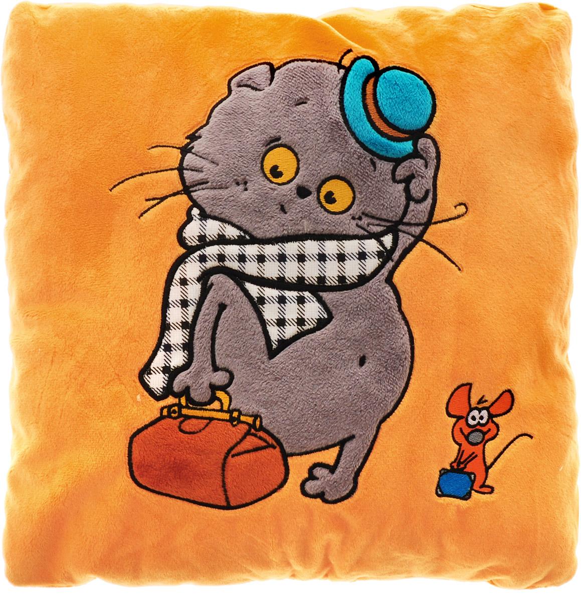 открытка котом басиком некоторое время