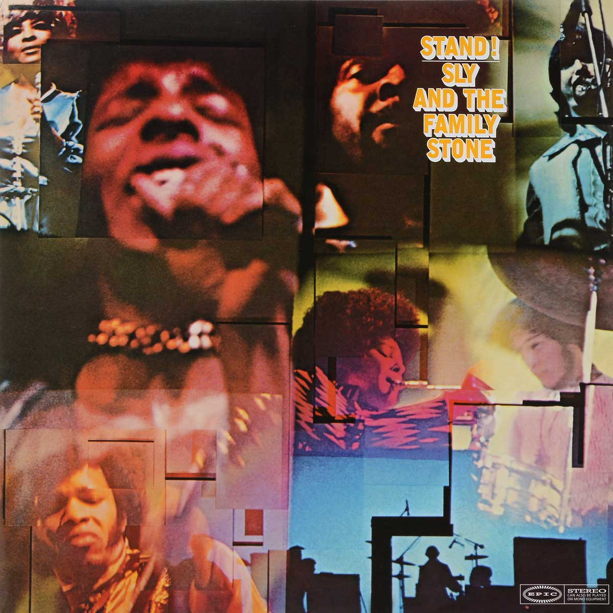 Sly & The Family Stone Stone. Stand! (LP)