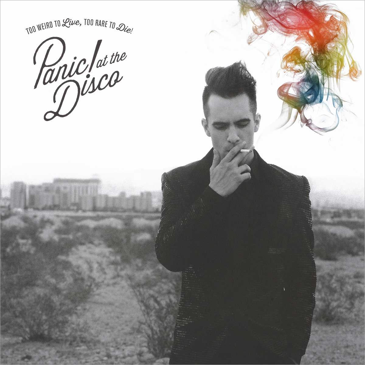 Panic! At The Disco Panic! At The Disco. Too Weird To Live, Too Rare To Die! (LP) milky disco three to the stars 2 cd