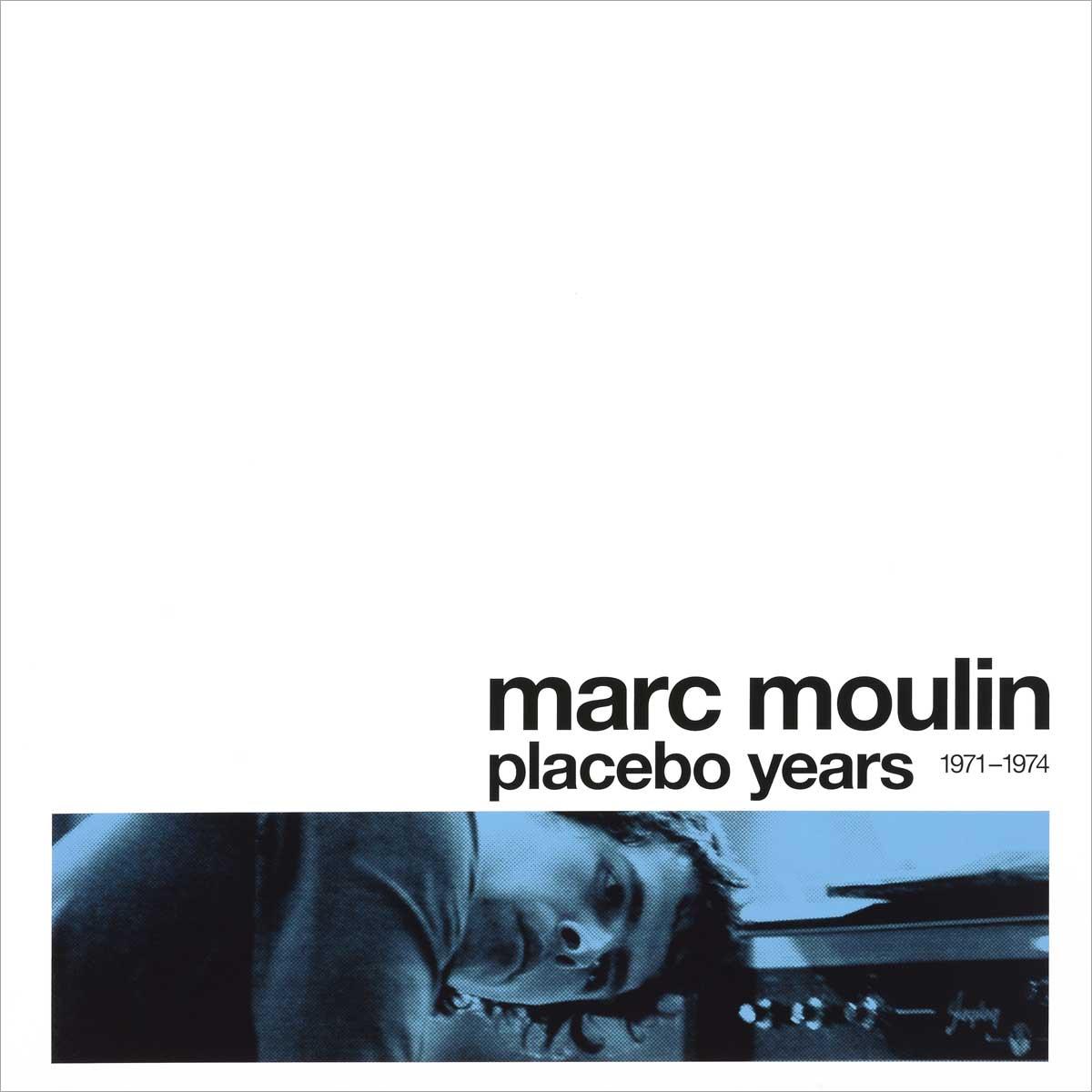 цена на Марк Мулен Marc Moulin. Placebo Years 1971-1974 (LP)