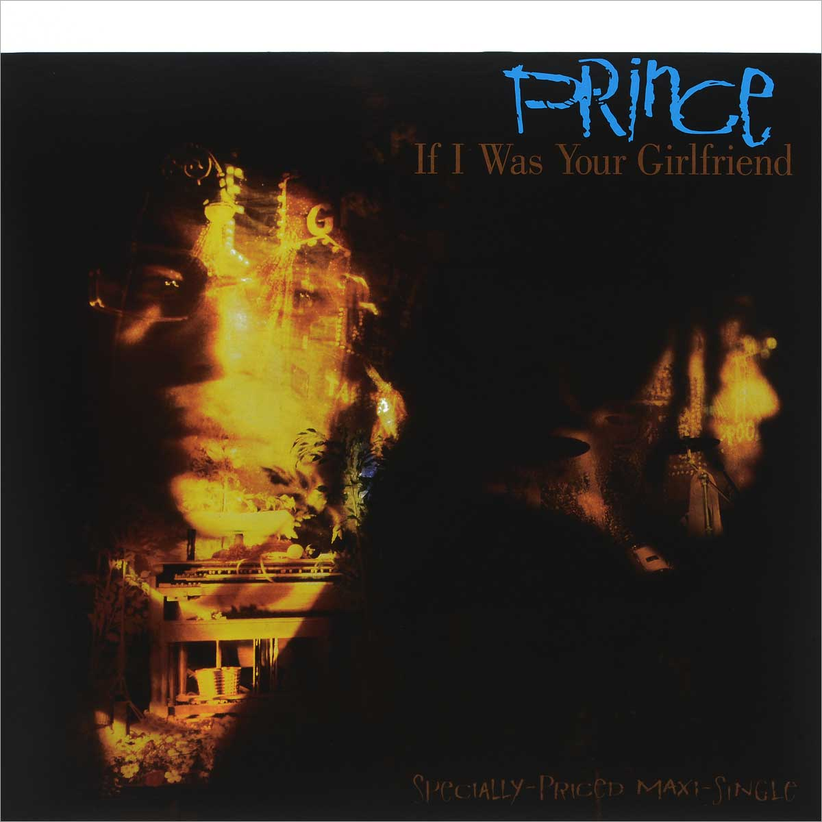 Prince Prince. If I Was Your Girlfriend (LP) prince prince art official age 2 lp