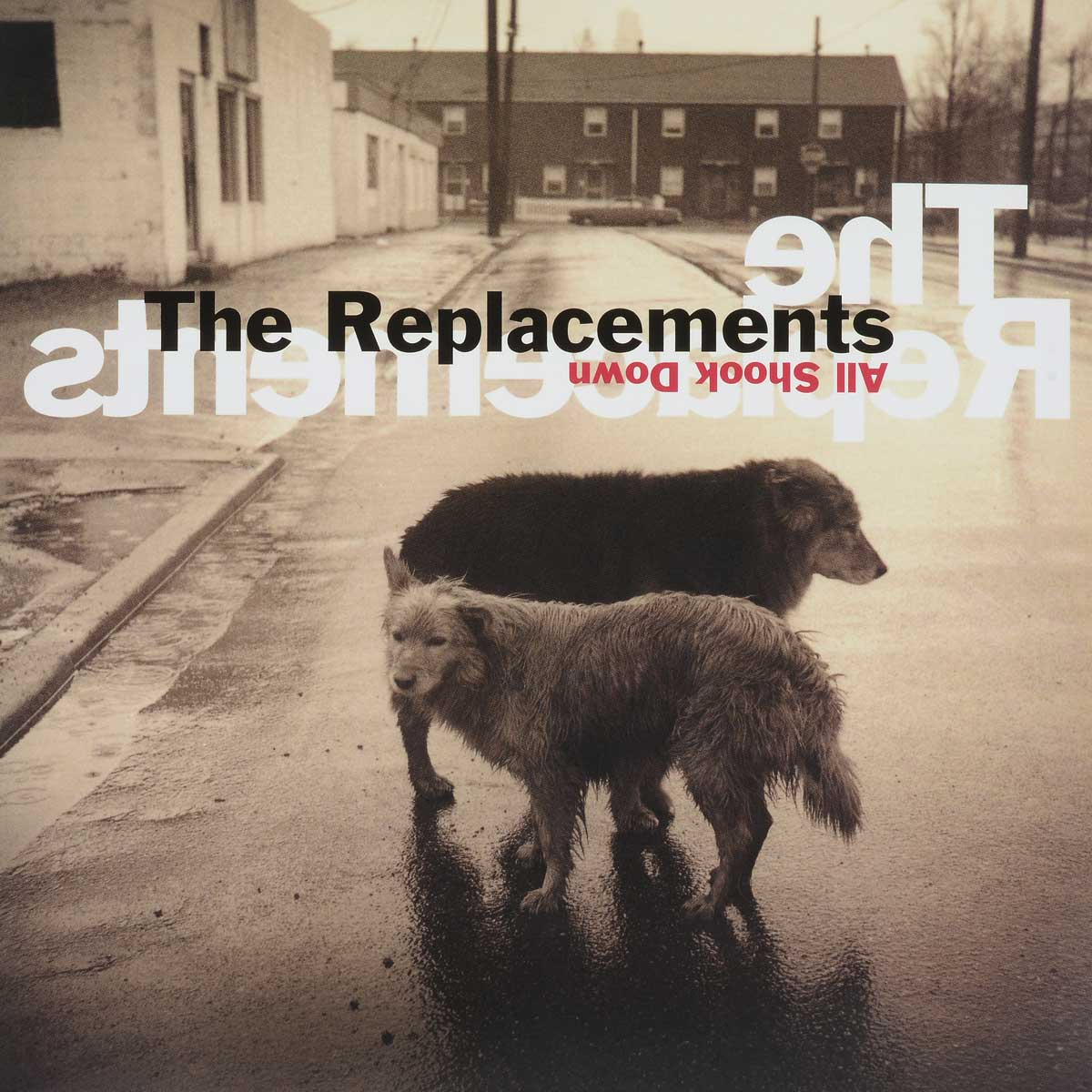 The Replacements The Replacements. All Shook Down (LP) replacements replacements let it be