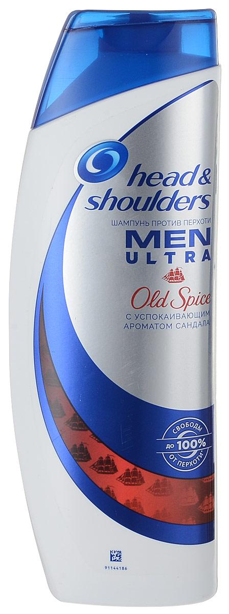 Шампунь Head&Shoulders Old Spice, против перхоти, 400 мл