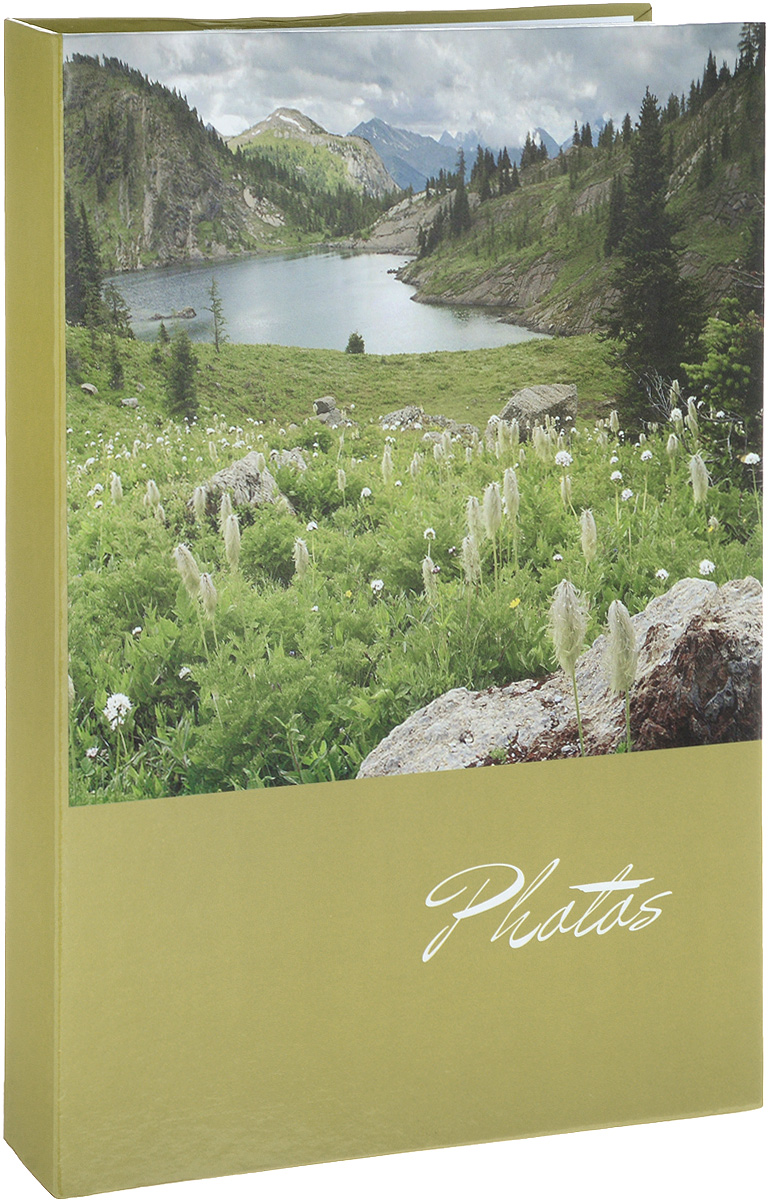Фотоальбом Platinum Ландшафт - 3, 300 фотографий, 10 х 15 см. С-46300L фотоальбом platinum ландшафт 1 на 100 фото pp 46100s 12226 1