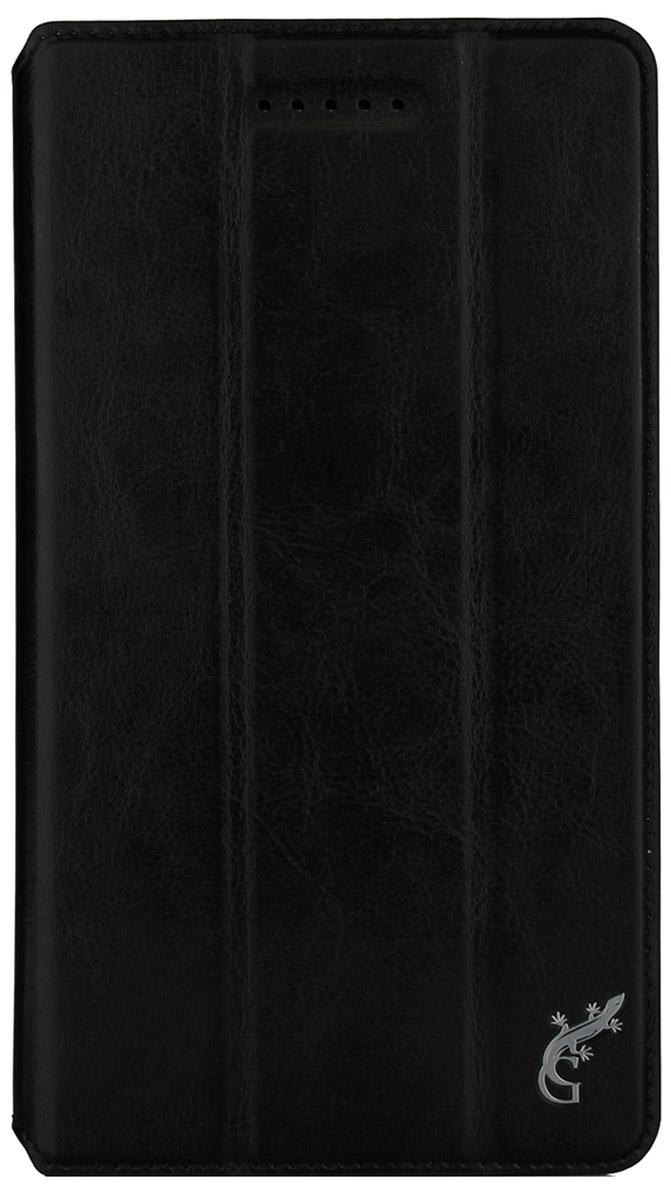 G-Case Slim Premium чехол для ASUS ZenFone Go ZB690KG, Black g case slim premium чехол для asus zenfone 4 selfie zd553kl black