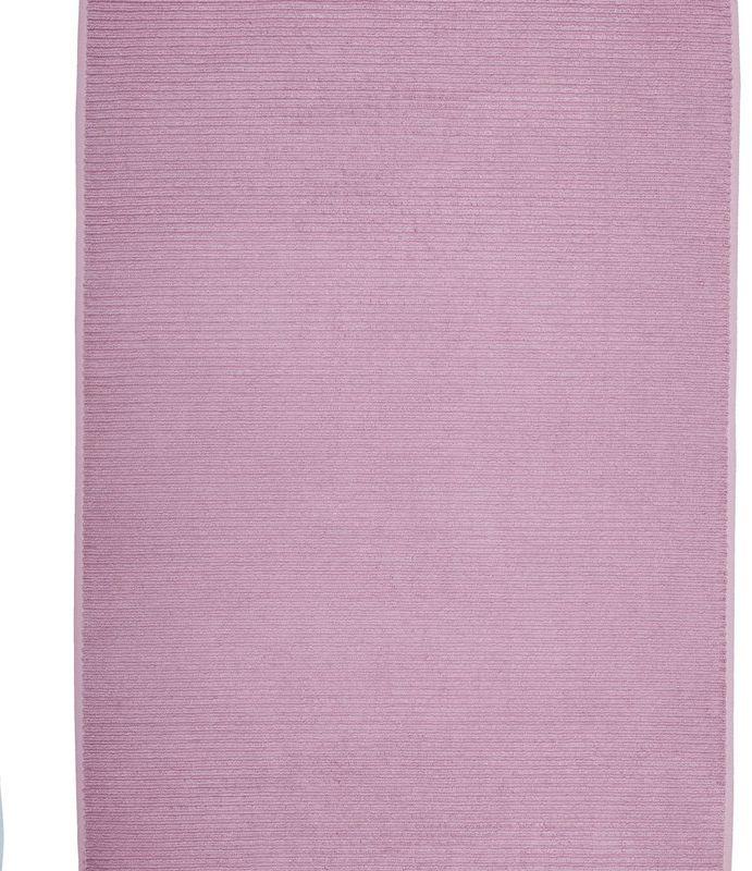"""Полотенце махровое TAC """"Maison Bambu"""", цвет: сиреневый, 50 x 70 см"""