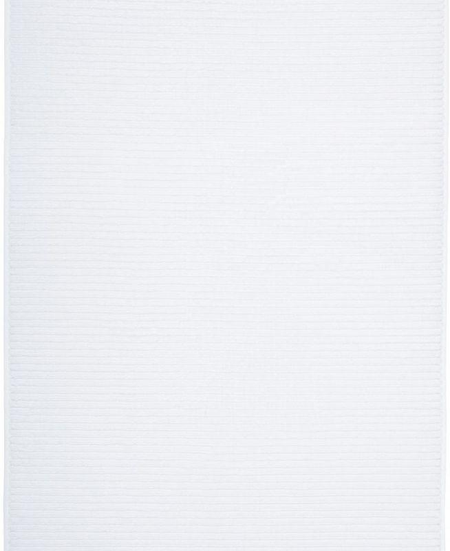 Полотенце махровое TAC Maison Bambu, цвет: белый, 50 x 70 см халат универсальный tac maison bambu махровый l xl белый beyaz 2999g 89683