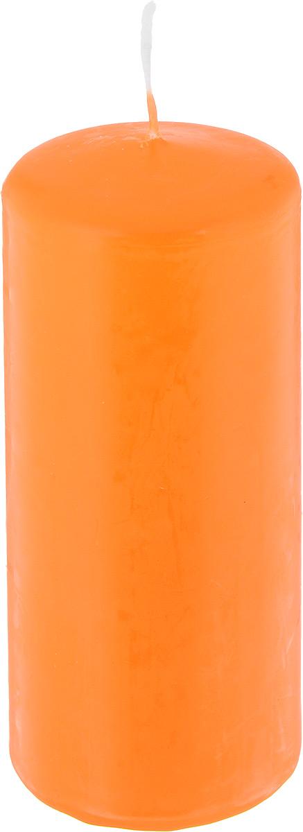 Свеча ароматическая Омский cвечной завод Апельсин, 5 х 5 х 11,5 см омский завод электротоваров 5 ом 48302