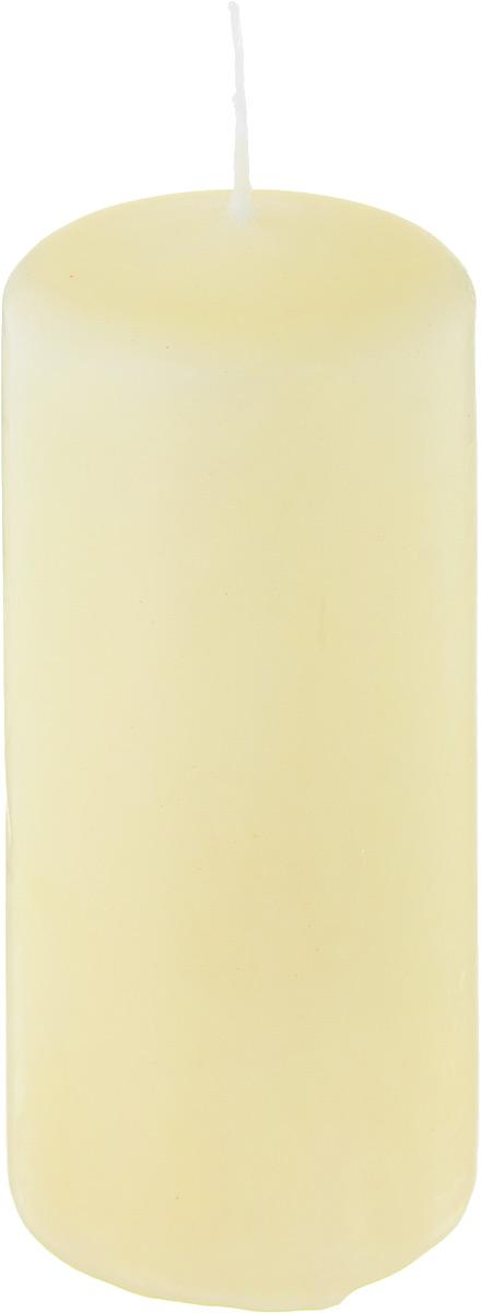 Свеча ароматическая Омский cвечной завод Ваниль, 5 х 5 х 11,5 см омский завод электротоваров 5 ом 48302