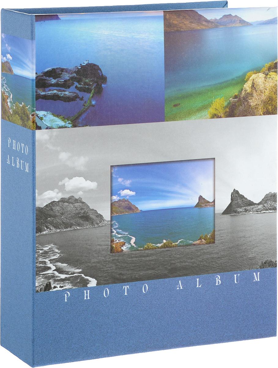 Фотоальбом Platinum Ландшафт - 2, 200 фотографий, 10 х 15 см, в ассортименте фотоальбом platinum ландшафт 1 на 100 фото pp 46100s 12226 1