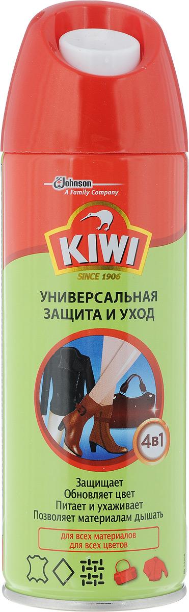 b186133e2 Средство по уходу за изделиями из кожи, замши и текстиля Kiwi