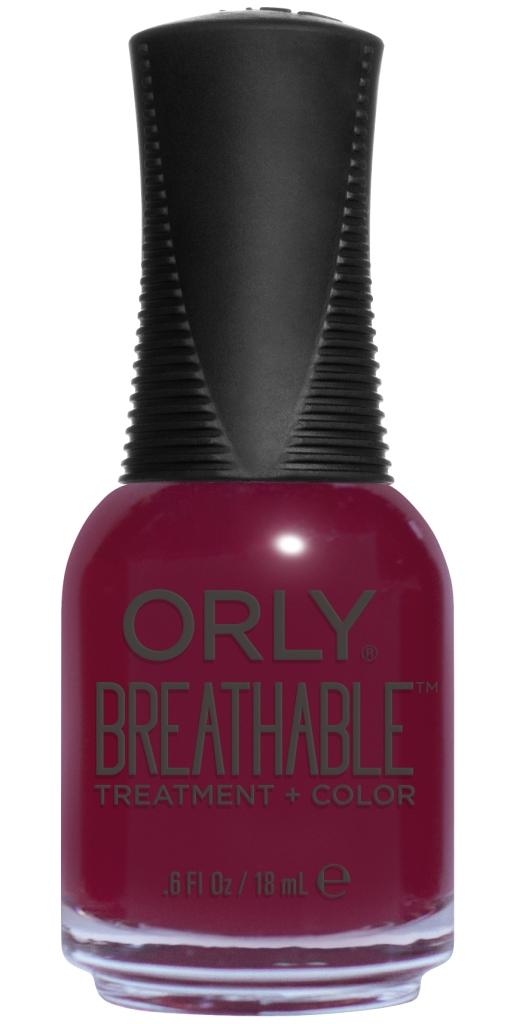 Orly Профессиональный дышащий уход (цвет) за ногтями 903 THE ANTIDOTE 18 мл orly manicure miniatures