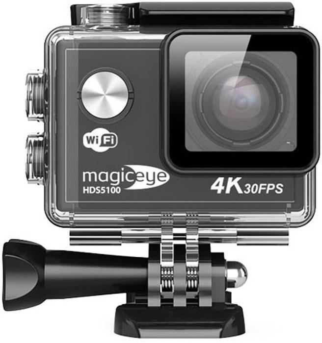 лучшая цена Gmini MagicEye HDS5100, Black экшн-камера