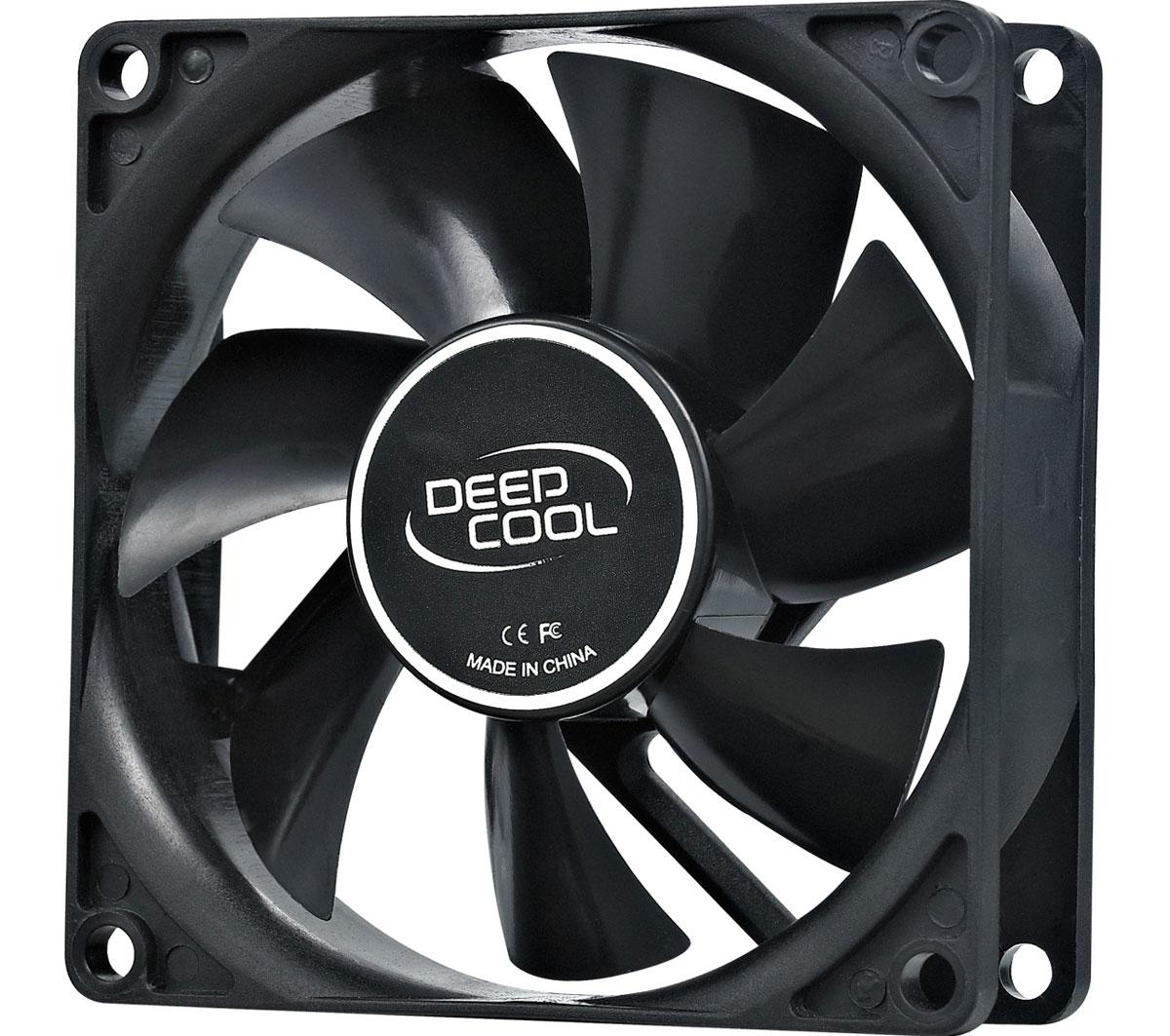 Вентилятор компьютерный Deepcool XFAN 80 вентилятор 80 мм
